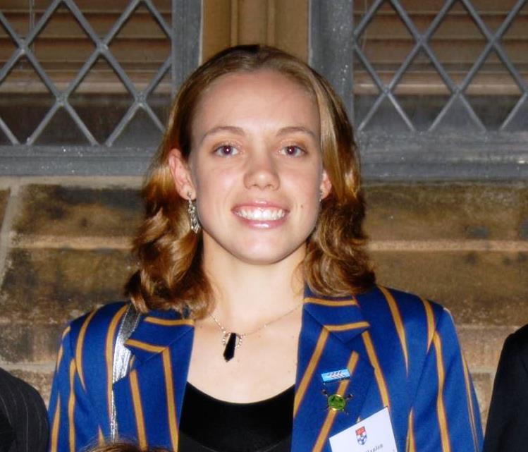 Elsa O'Hanlon 2005.jpg