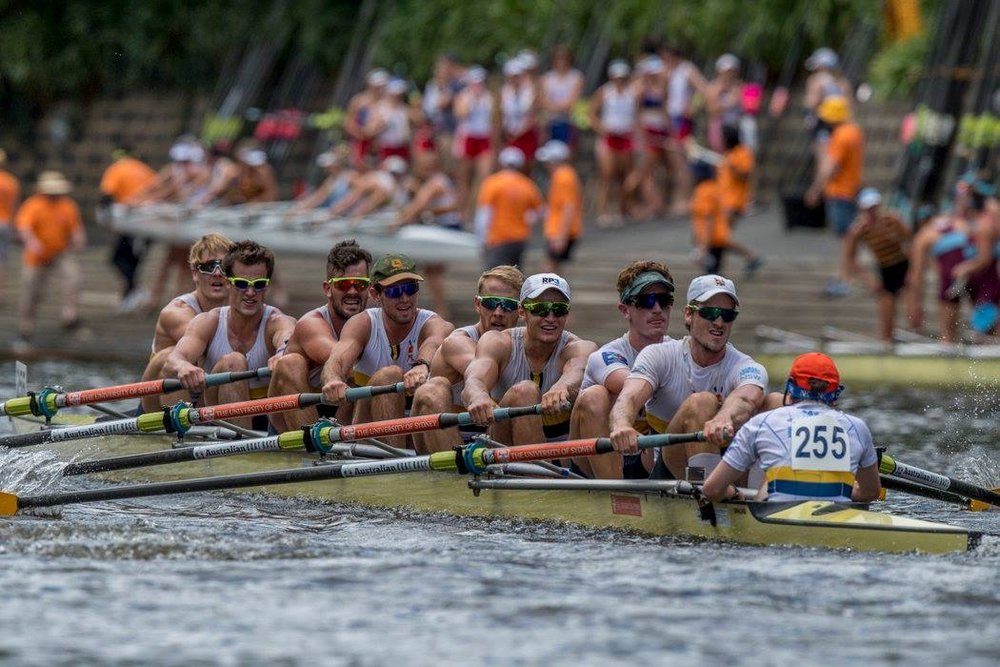 Men's Eight, Photo Credit: Rowing Celebrations