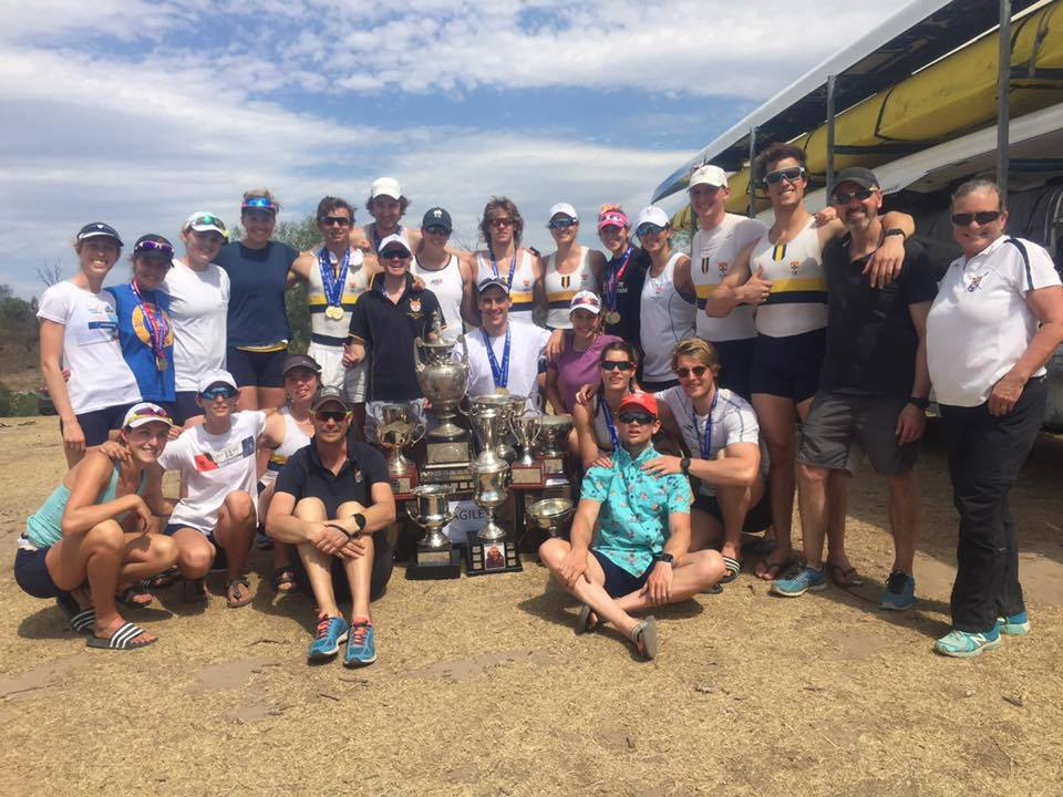 - The Oxford and Cambridge Cup 2017 - won for the 39th time by Sydney University