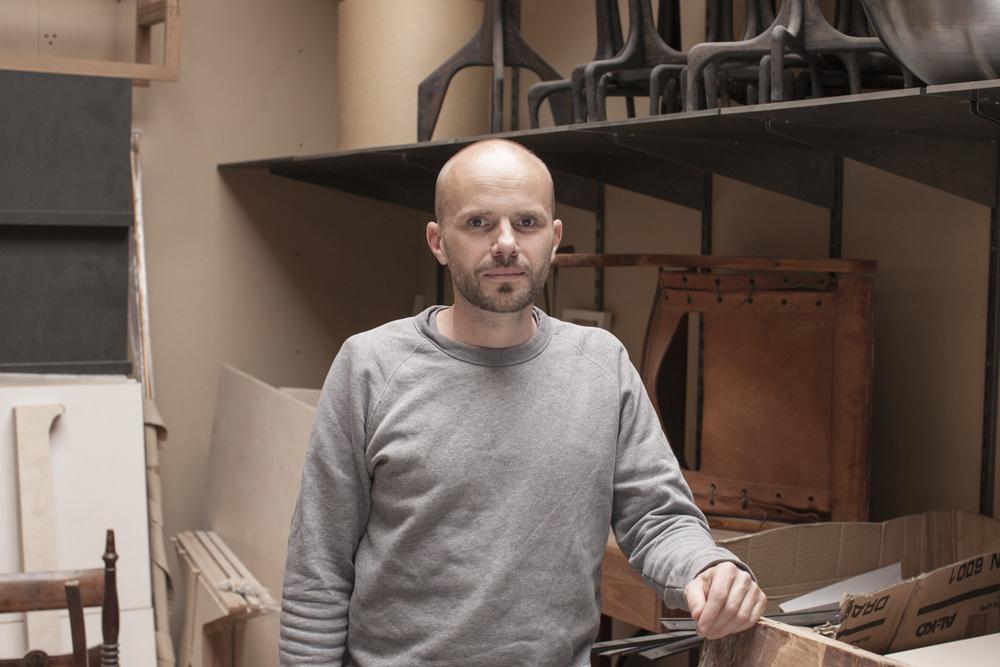 Malte Gormsen portrait