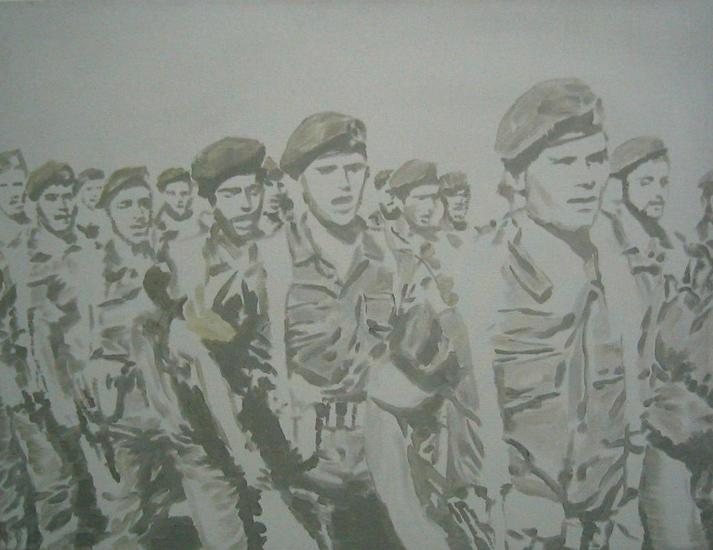 Soldiers Singing
