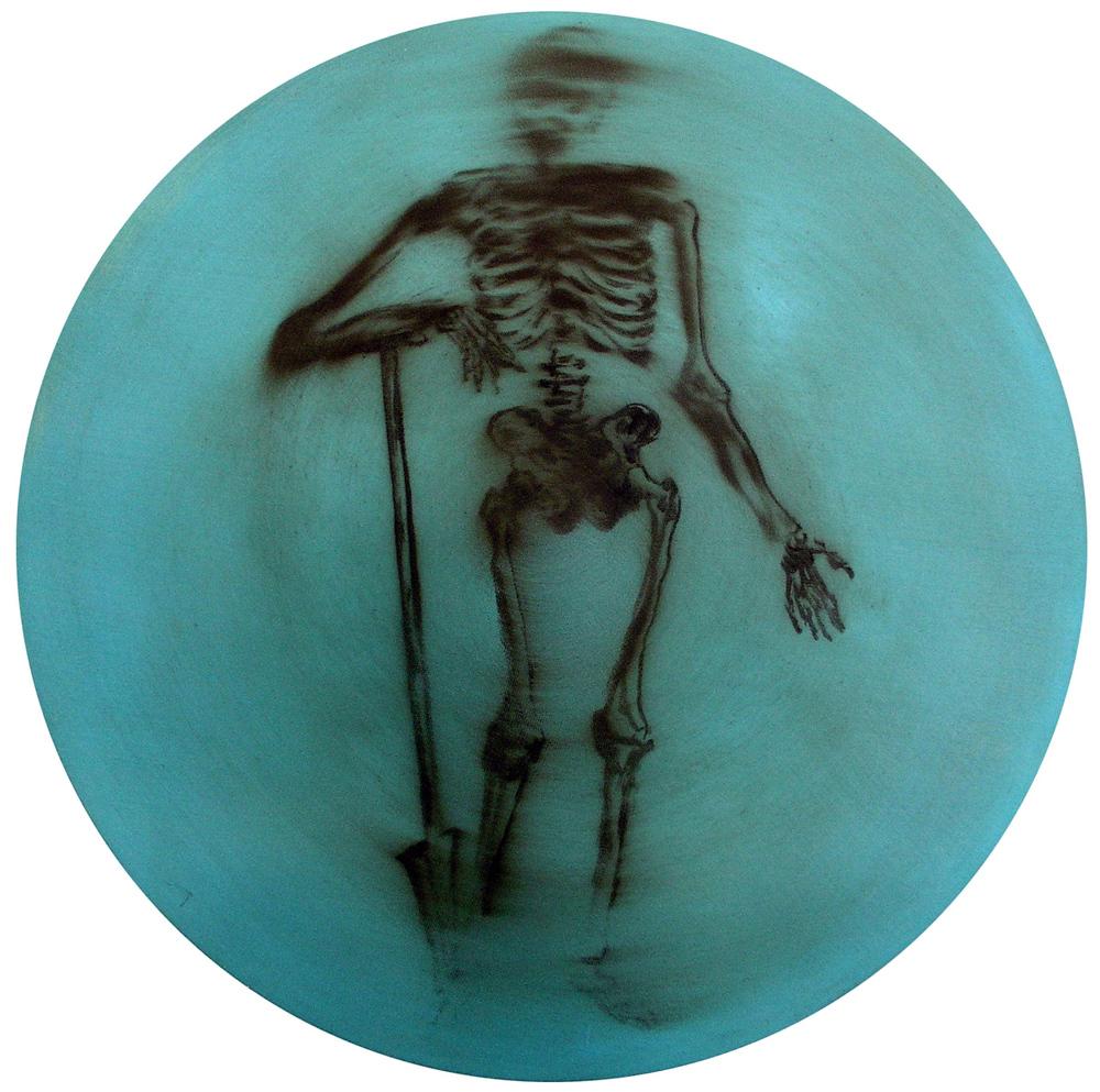 Vesalius Skeleton