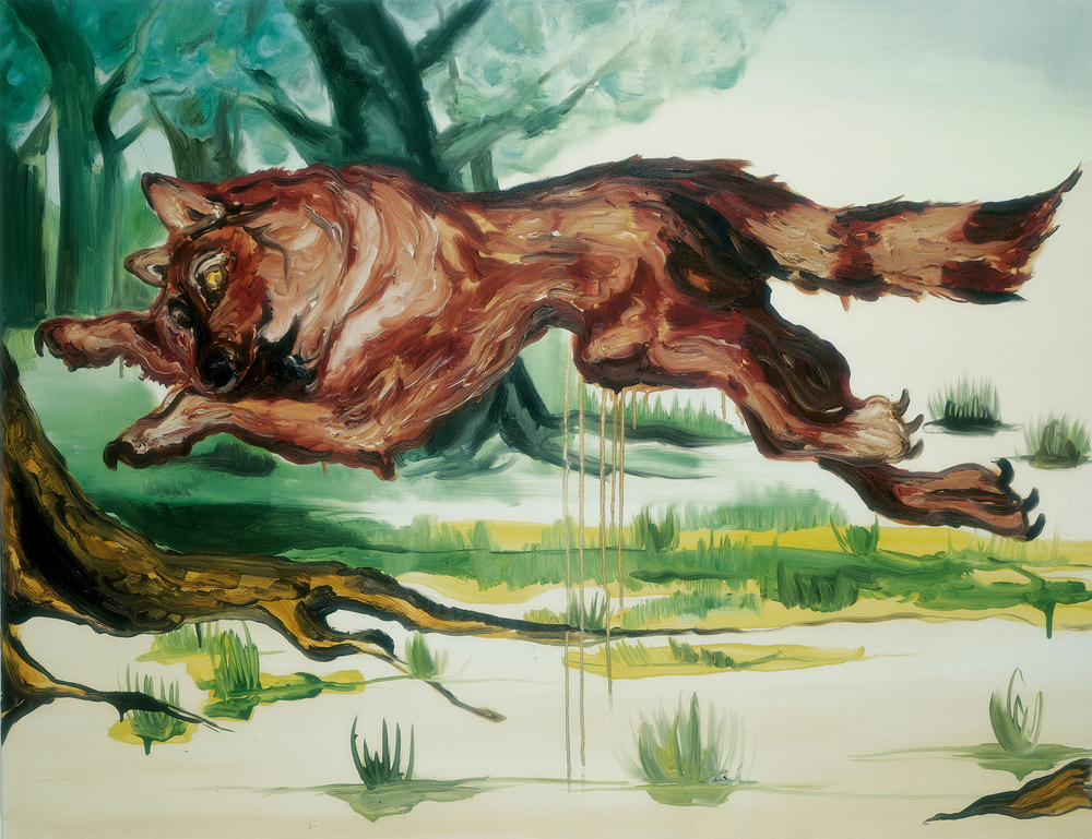 Untitled (The Wolf)