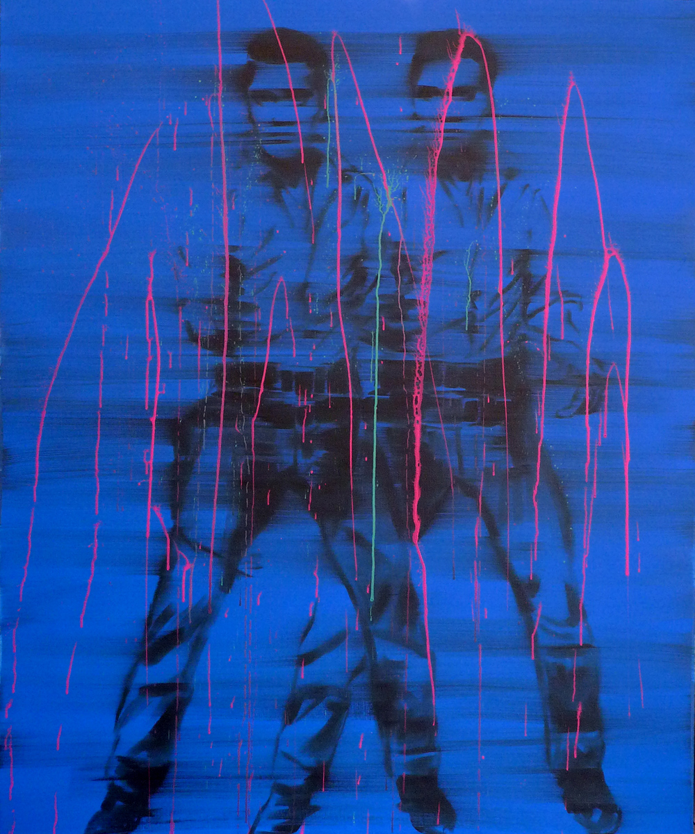 Untitled (Double Elvis)