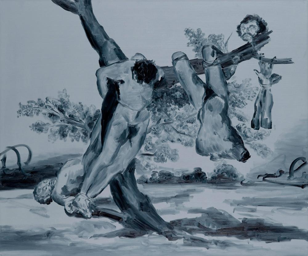 Untitled (Goya's Death)