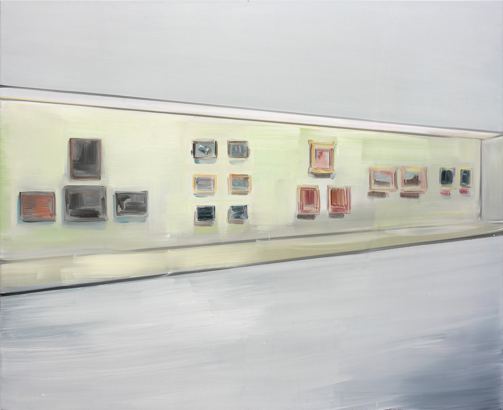 Vitrine (Gemaldegalerie)