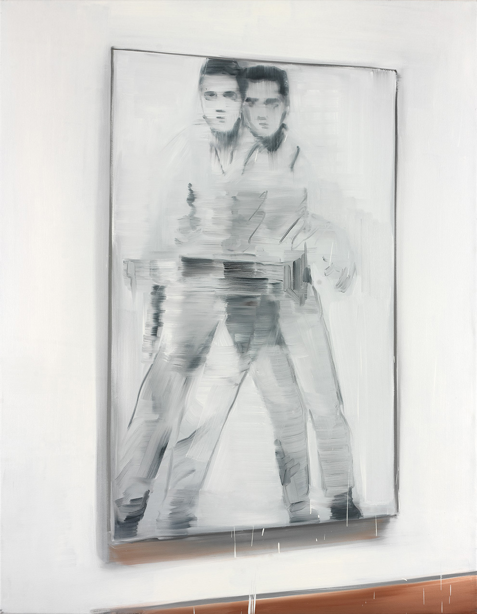 Display II (Warhol's Double Elvis)