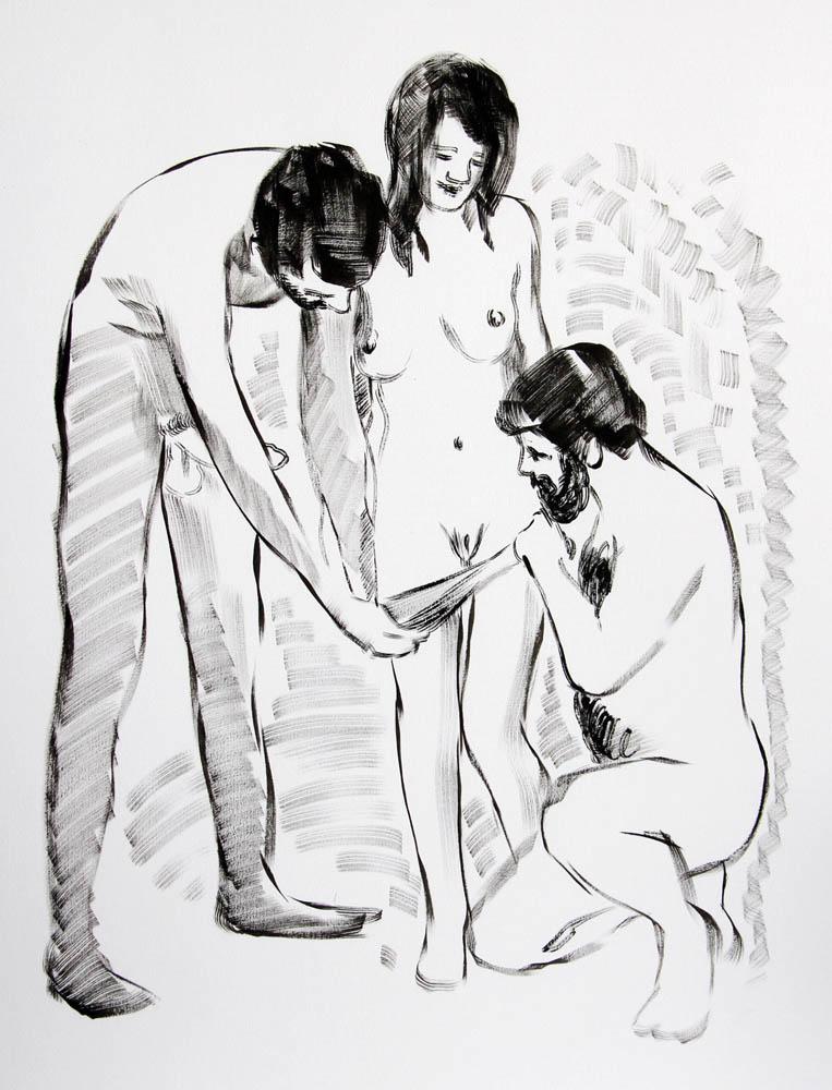 (Undressing)