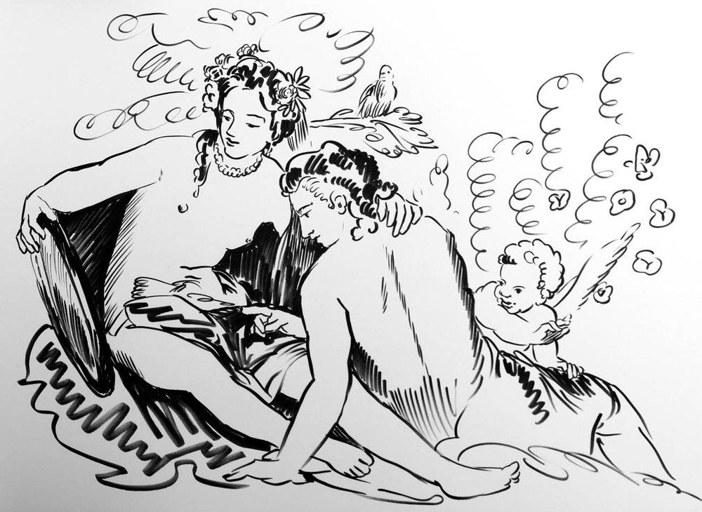 (Rinaldo and Armida)