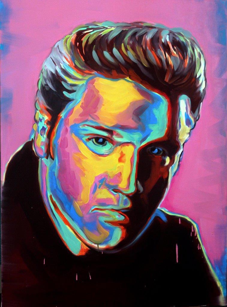 Elvis, Reversed