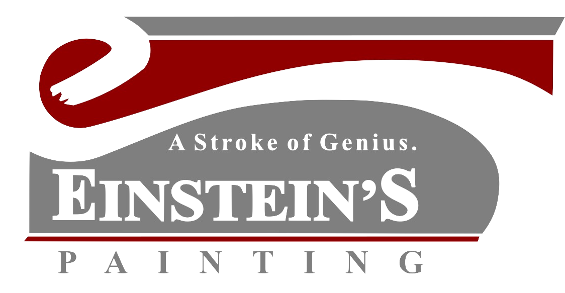 Einstein's Painting - A Stroke of Genius.