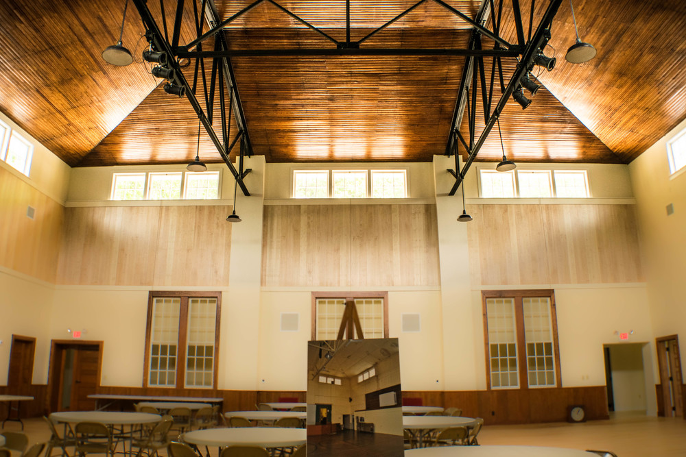 Highland Center (Interior Auditorium)