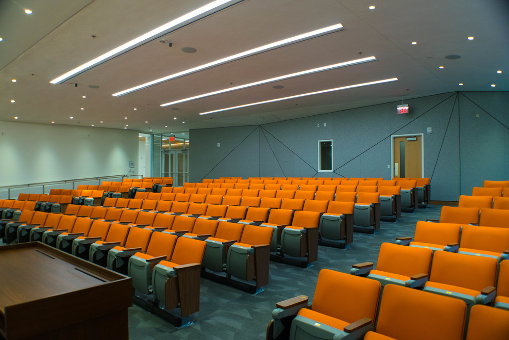 JMU East Tower (Ground Floor Lecture Hall)