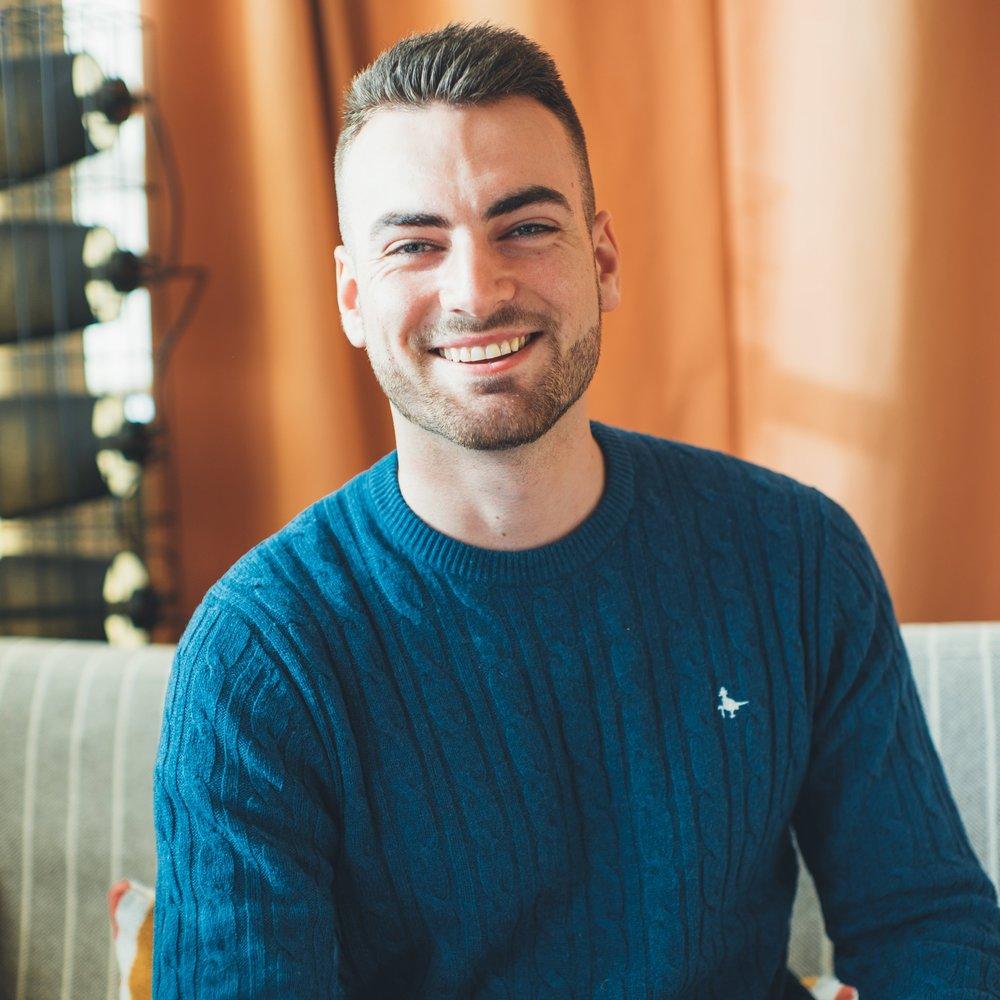 Connor Ferry,  Web Developer
