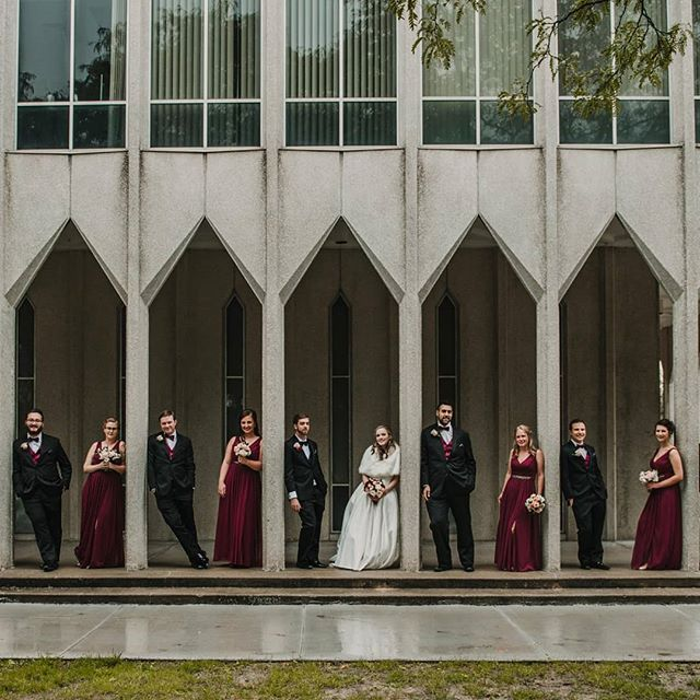 It's not always just about the bride and groom. Bridal parties matter too! . . . . . . #NovaRosePhotography #sterlingheightsphotographer #michiganweddingphotographer #weddingphotographer #detroitphotographer #theknot #michigan #photographybusiness #instagood #gorgeousbride #michiganphotographer #michiganwedding #weddingdress #firstlook #kiss #bestof #puremichigan #wed #creative #sterlingheightsweddingphotographer #detroit #bridalbouquet #hourdetroit #emotional #somuchlove #FredericksenForever #rainyday #rainydaywedding