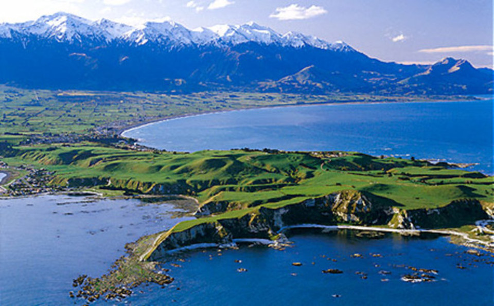 New Zealand: Kaikoura