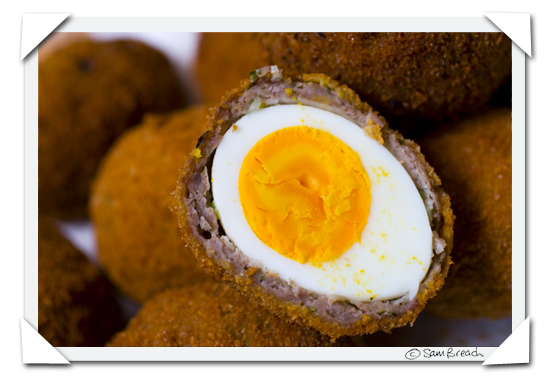 Scotch Egg by Sam Breach 2