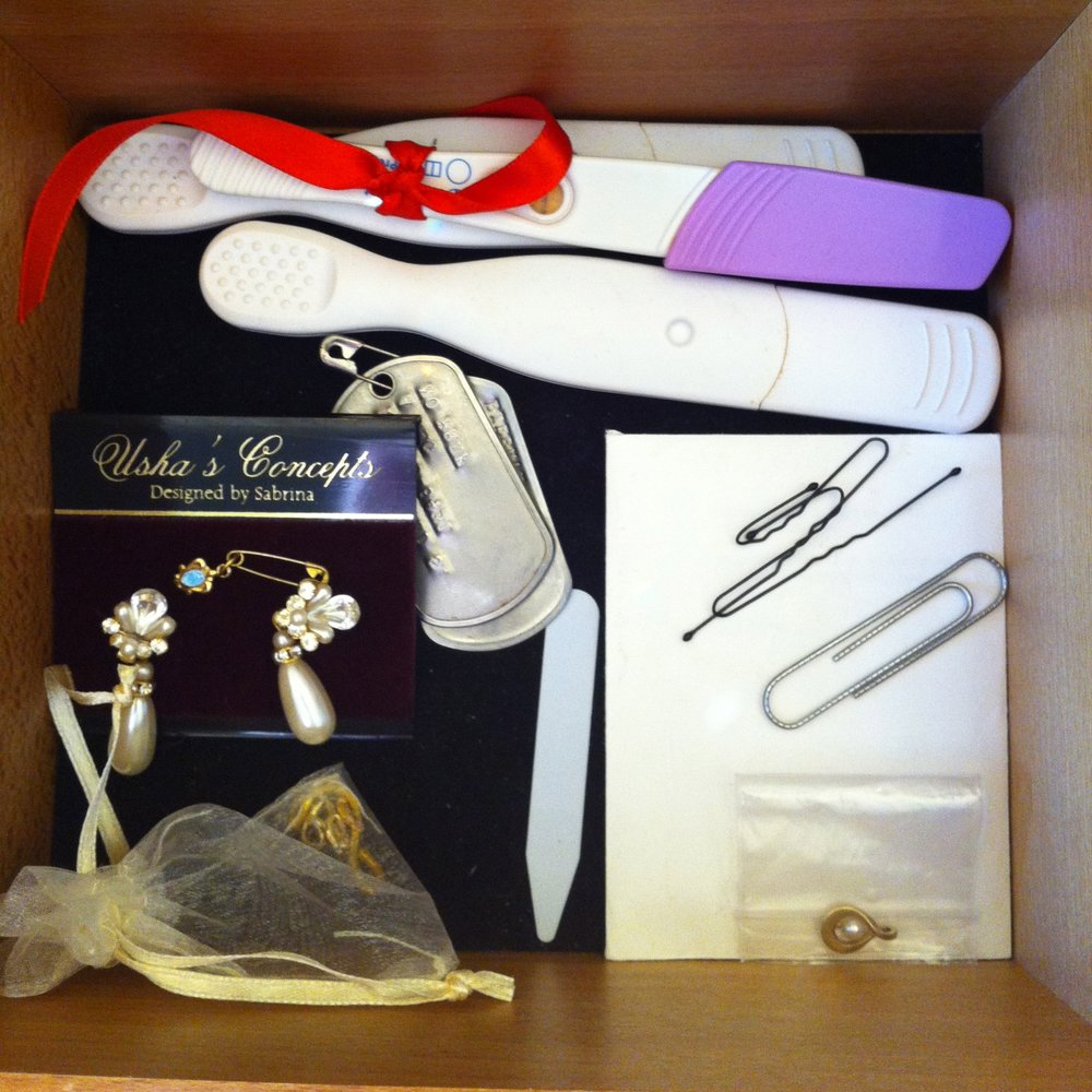 Stories from a Jewelry Box — Suanne Laqueur