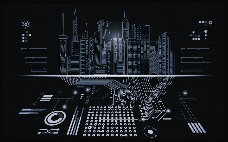 Smart City Digitalization Networks