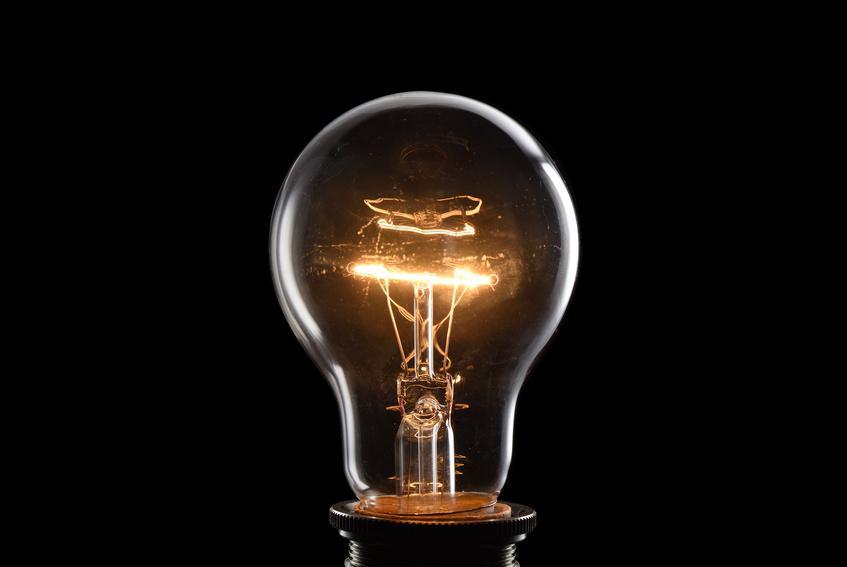 Future Business Model Utilities - Light Bulb