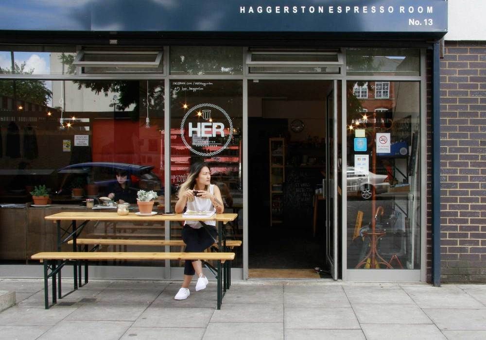About HER Haggerston
