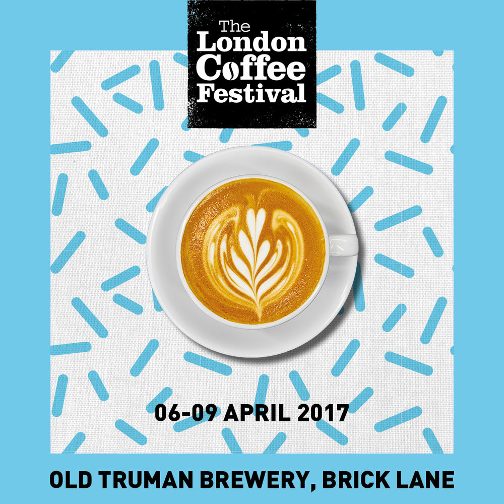 HER Cold Brew Coffee Concentrate will be at the  London Coffee Festival  which takes place from the 6th-9th of April at the Old Truman Brewery on Brick Lane. We will be showing off HER versatility and why HER is the future.