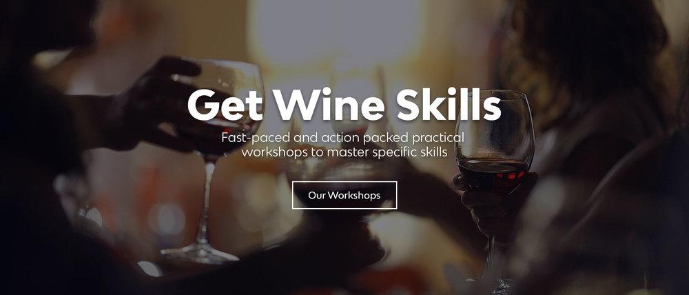 Get Wine Skills