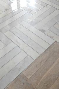 Floor Detail Kitchen:Living