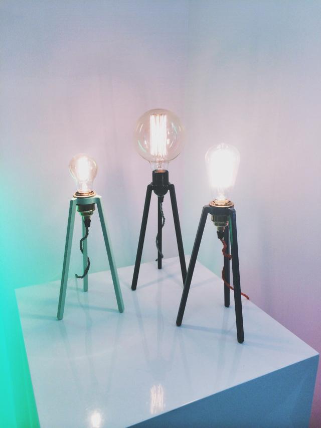 heals, table lamps, design