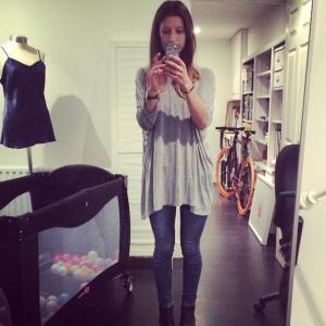 Zoe Boomer - Jumper Dress
