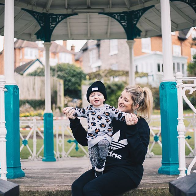 Fridays are for dancing with mama in the bandstand..dance with me forever boo x