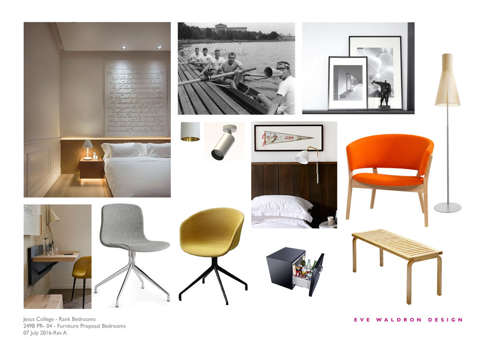 Eve Waldron Design moodboard