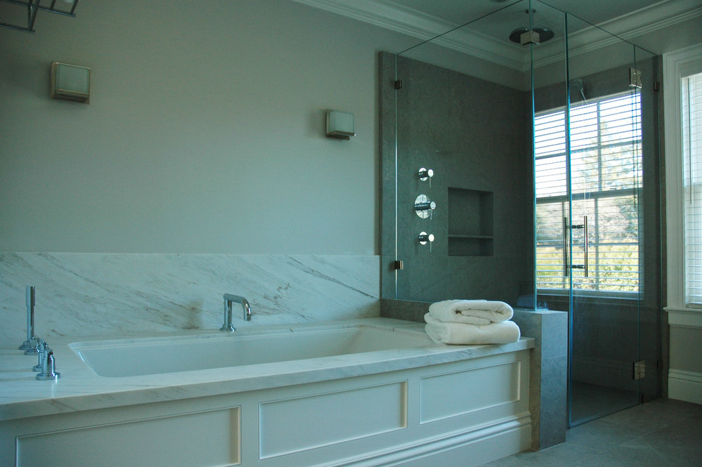 Eve Waldron Design bathroom