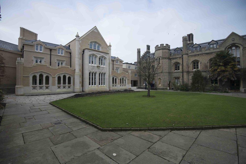EWD for Peterhouse College
