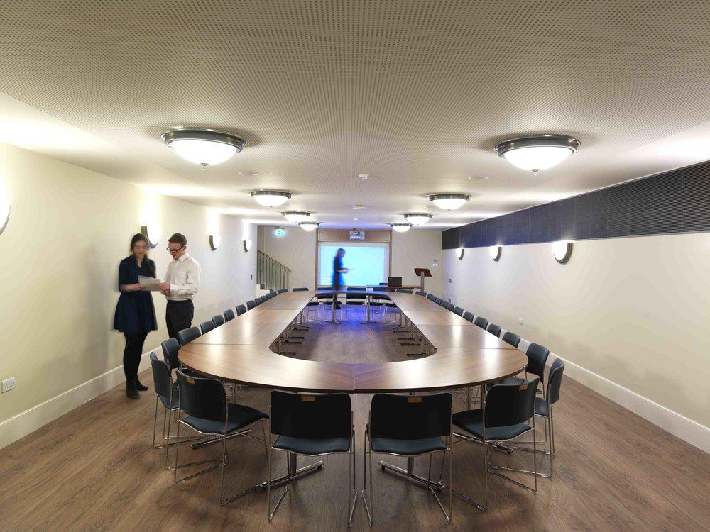 Eve Waldron Design for Peterhouse College