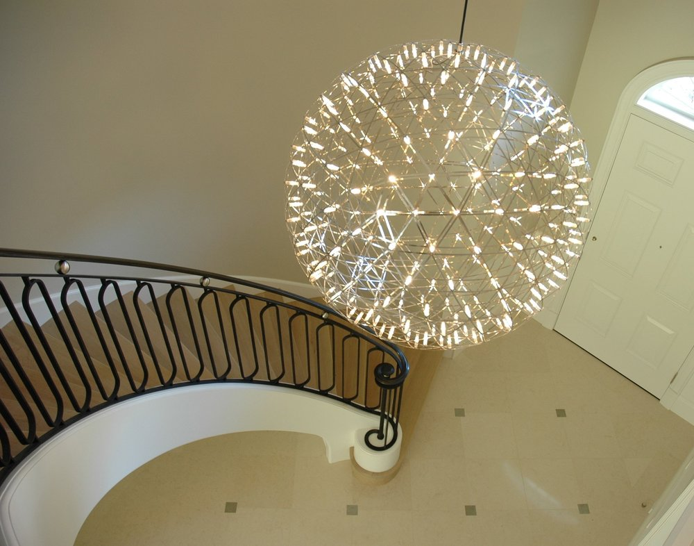 Eve Waldron Design bespoke staircase