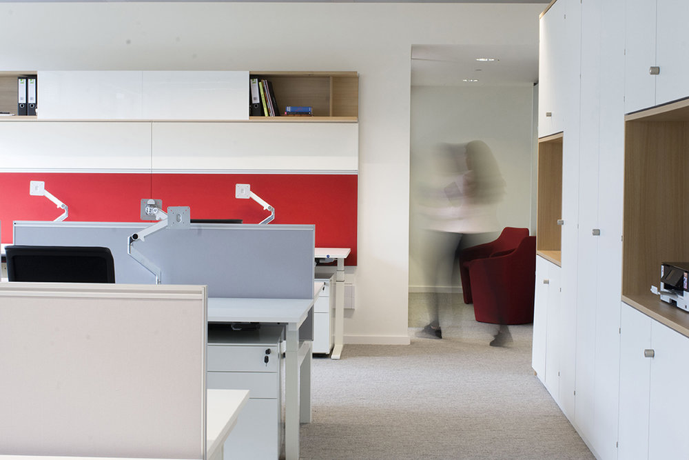 Office Design for Cambridge innovation Capital