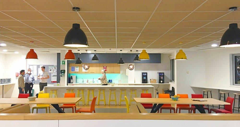 Office design & Furniture supply - Dassult systemes