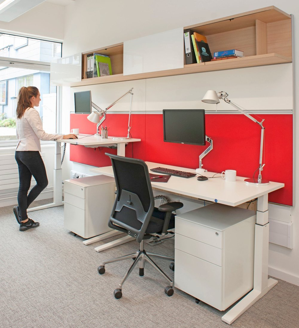 contract administration, Interior Design & Furniture Supply - Cambridge Innovation Capital