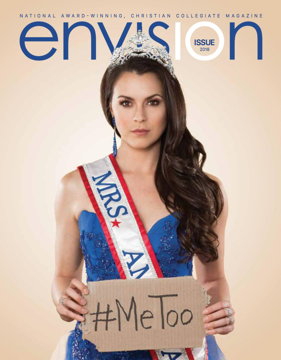 81% of women surveyed say they have experienced sexual harassment.Mrs. America 2018 Mekayla Fawn Epperssits down with the Envision team to discuss her own experience & the #MeToomovement. -