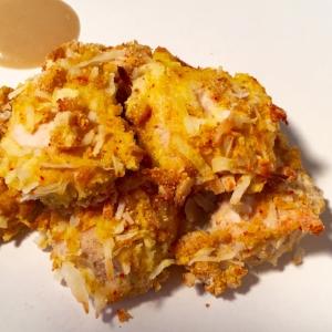 E + coconut chicken nuggets.jpg
