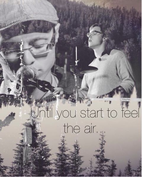 Until you start to feel the air {{Original Photo Credit - Kristen York}}