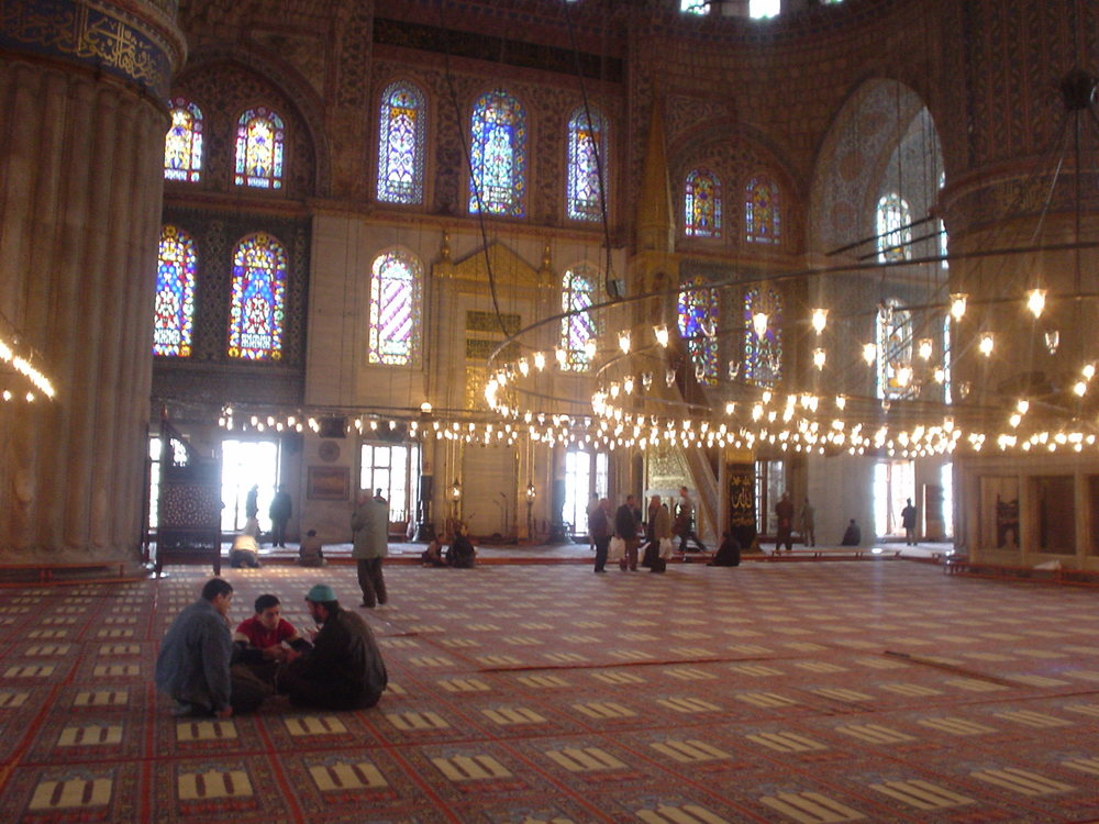 Yeni Cami, New Mosque