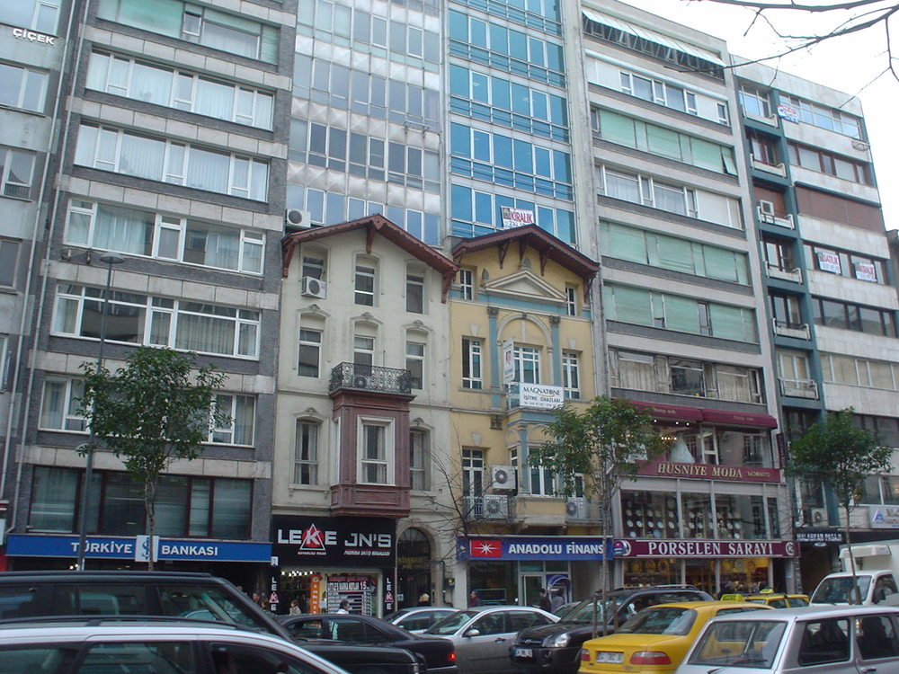 development in şişli