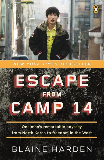 Escape from Camp 14 - Shin Dong-hyuk was born in a political prison camp in the early 1980s. After years in a