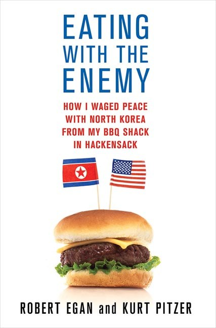 Eating with the Enemy - Let's end with perhaps the oddest book of the lot and available for just £2.06! Eating with the Enemy tells the weird tale of how Bobby, the American owner of a barbeque restaurant, befriended North Korean officials. Yes. It's apparently true! As a result of the friendship, he hosted athletes, worked as an FBI informant and became an