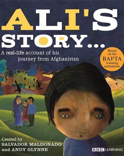 Ali's Story - Ali flees from Afghanistan as a child and attends school in the UK. A very powerful, emotive story retold in animated form. Perfect to educate children (and adults)! Watch the film here.
