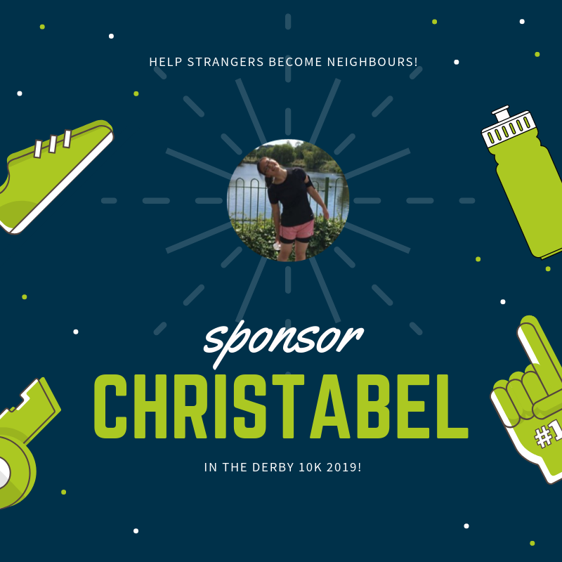 Click the image to visit Christabel Wong's fundraising page