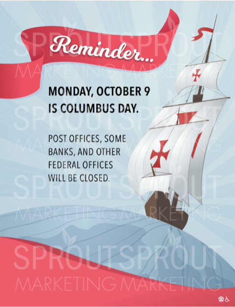 Columbus Day Door Sign.png