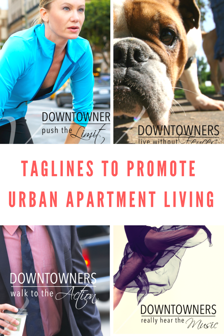 Downtown Living Apartment Marketing
